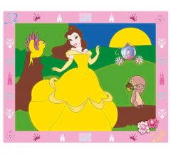 "Ravensburger - MnZ Junior ""Cinderella & Belle"""