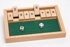 goki - Shut the box